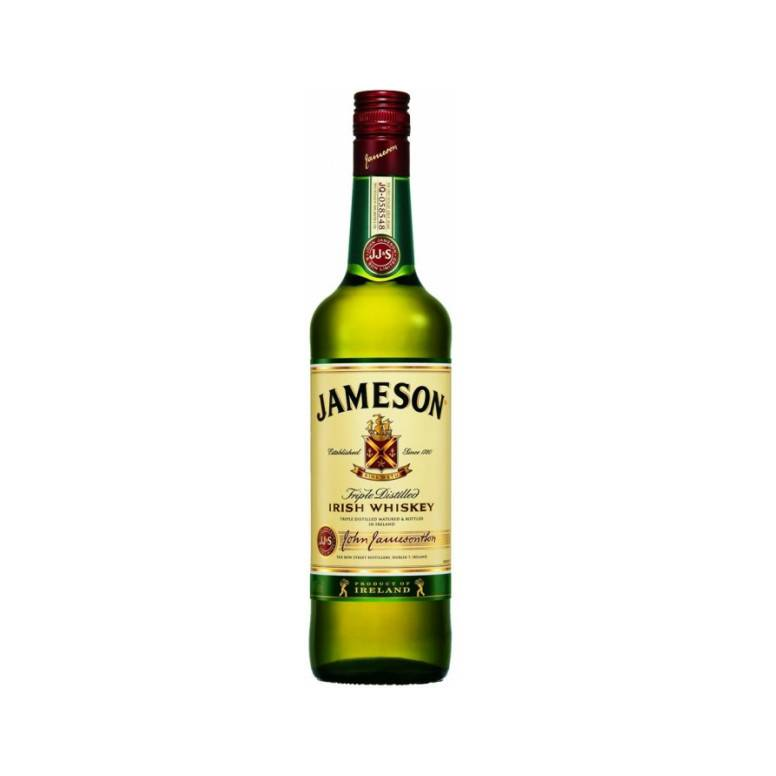 Whisky  Jameson 40%, 0.7 L