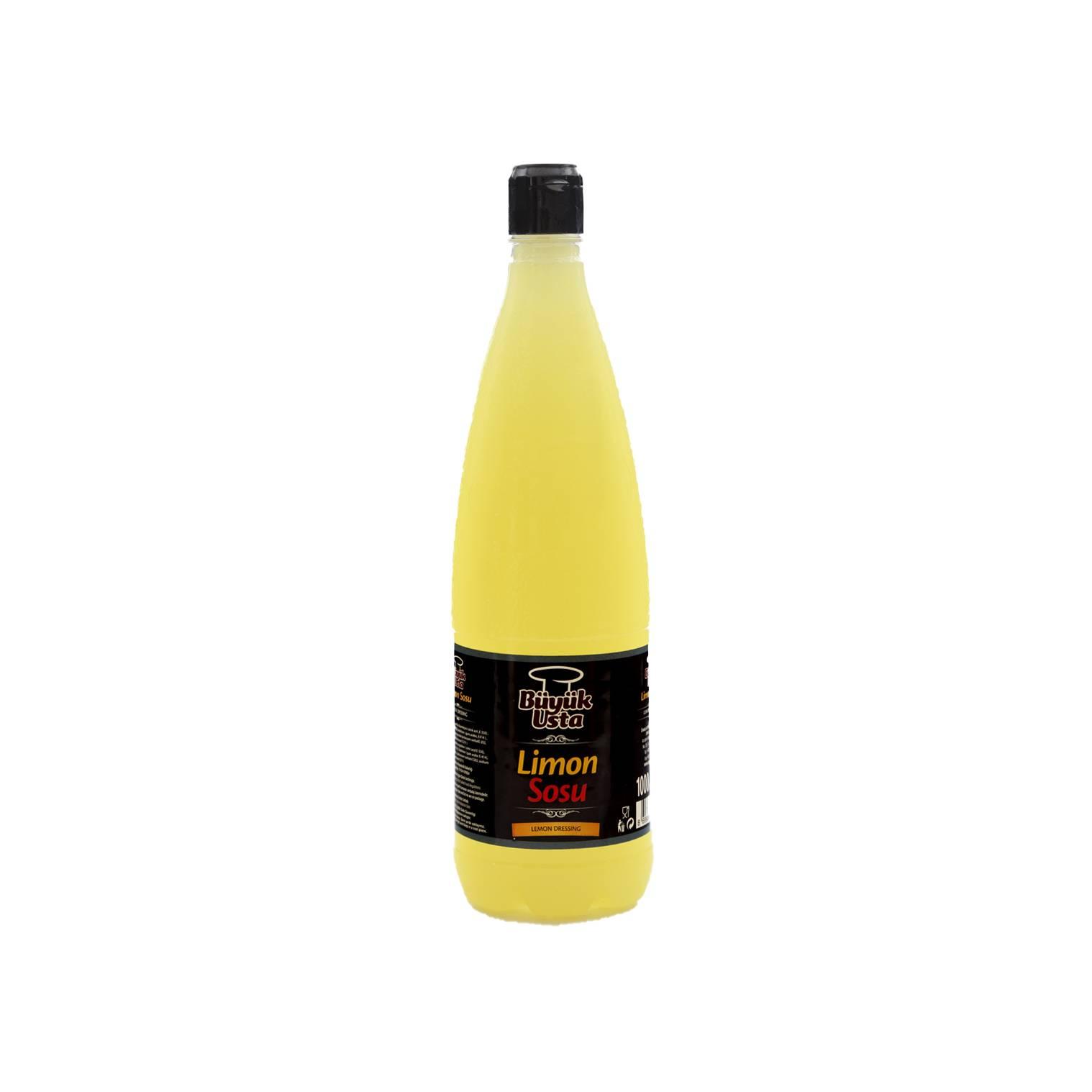 Лимонный соус 1 л