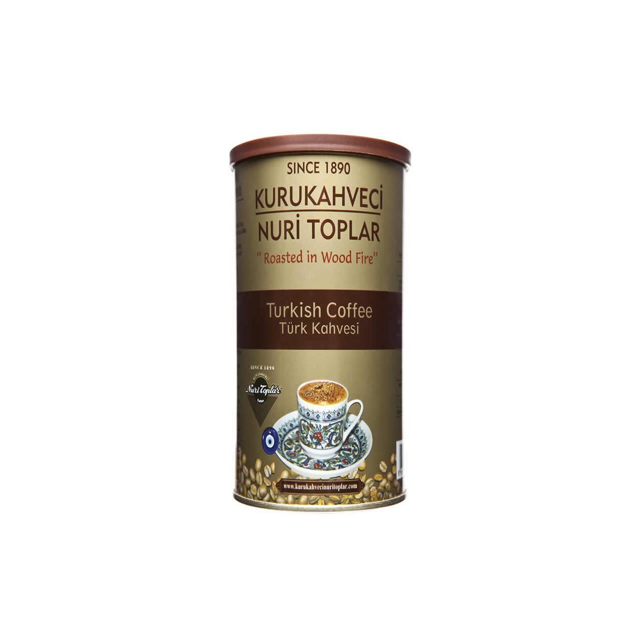 Cafea Turceasca Nuri Toplar 250g