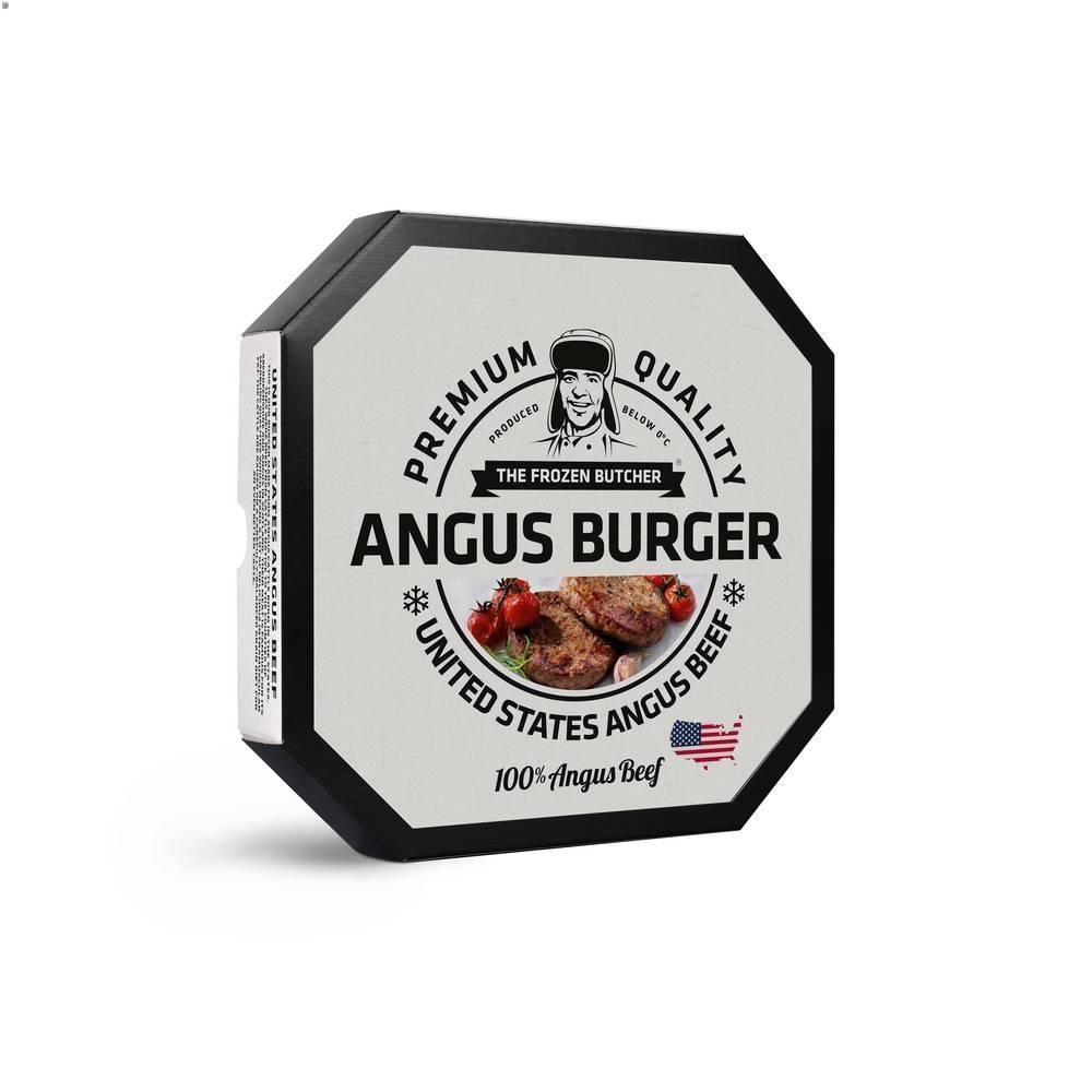 Котлета Бургер из говядины Ангус, США 2*125г