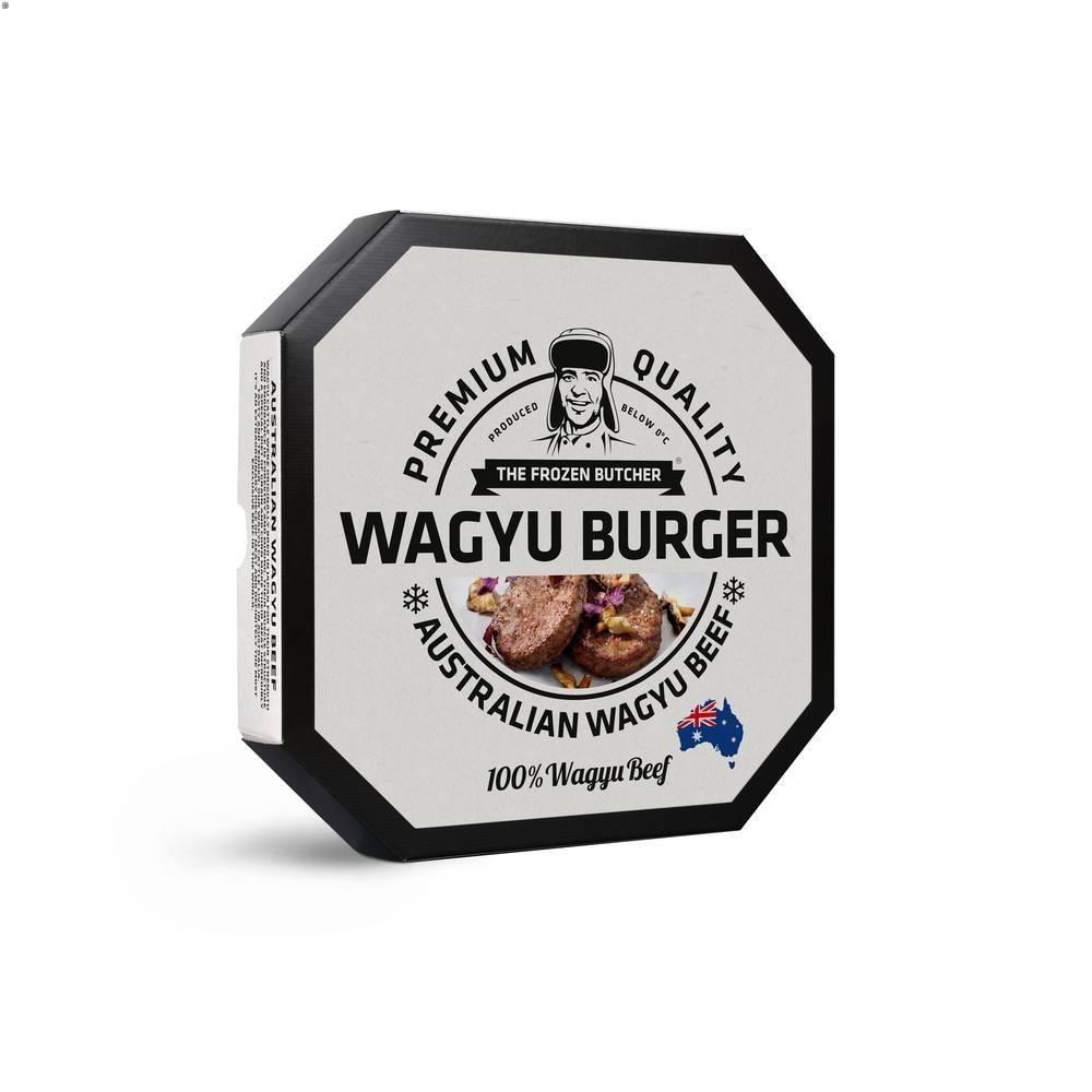 Котлета Бургер из говядины Вагюй Австралия 2*125г