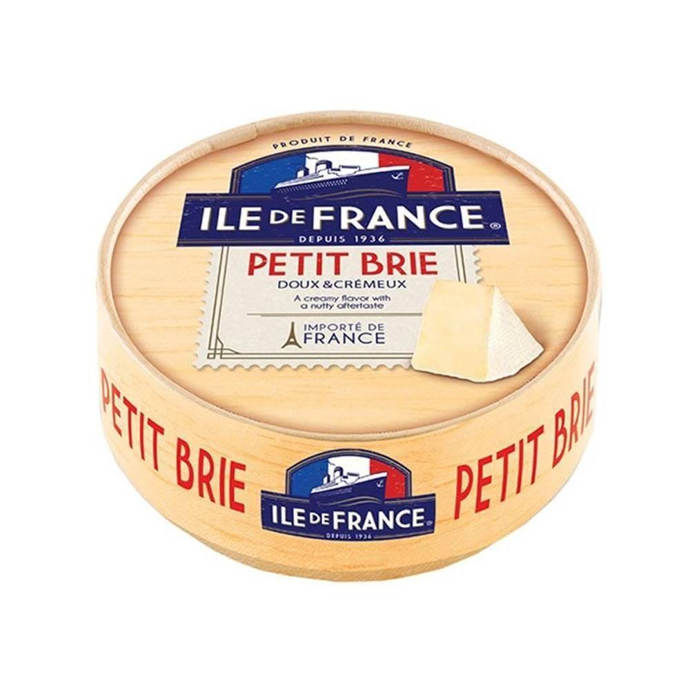 """Brie Petit """"Ile de France"""", 125g"""