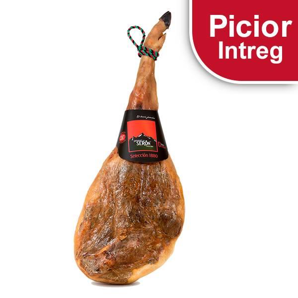 """Jambon INTREG """"Seron Select 1880"""" (aprox. 2500 lei/buc)"""