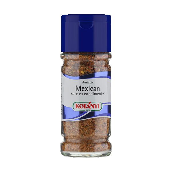 Amestec mexican
