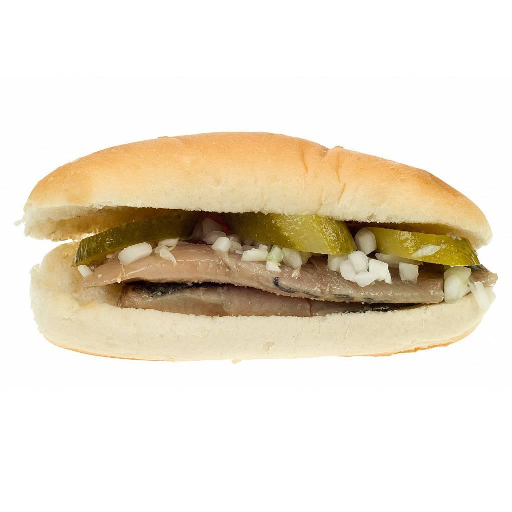 Сэндвич c Сельдью