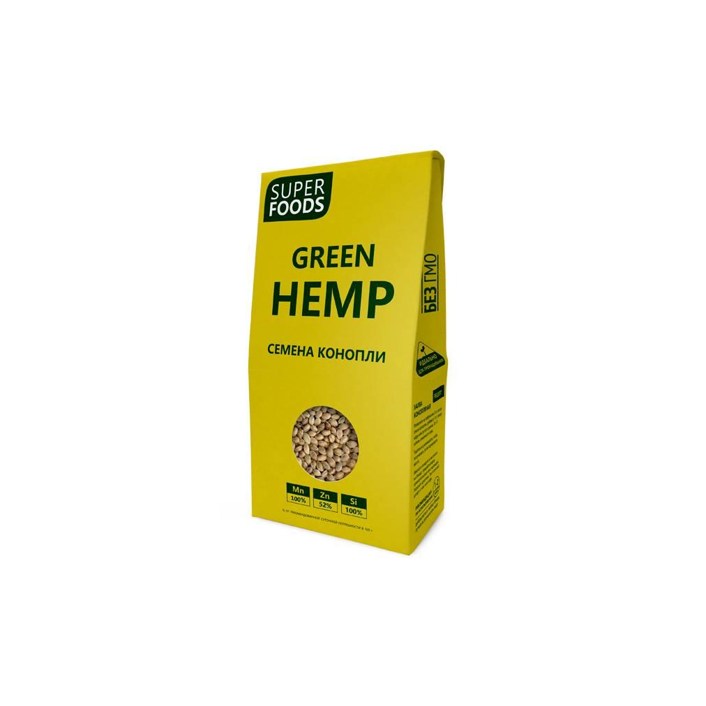 Семена конопли 150  гр (Семена зеленой конопли)