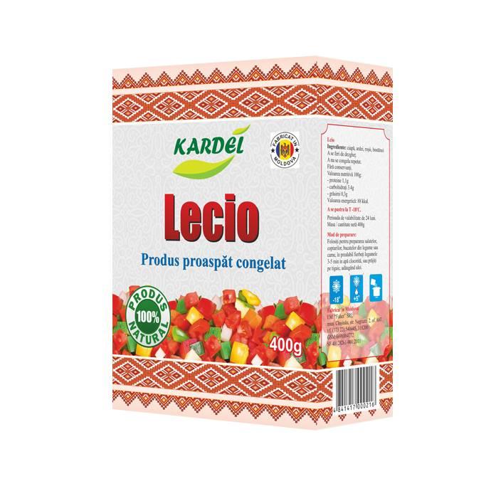 Lecio Kardel, 400g