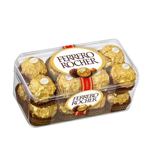 """Specialitati crocante """"Ferrero Rocher T16"""" 200g"""