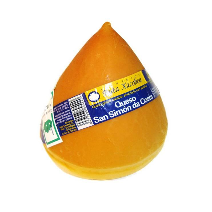 """Копченый сыр Galicia """"San Simon"""""""