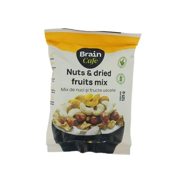"""Mix de nuci si fructe uscate """"Brain cafe"""" 125g"""