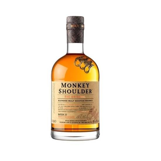 Whisky Monkey Shoulder 40%, 0.7 L