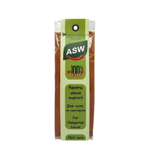 Приправа ASW Для венгерского бекона, 45г