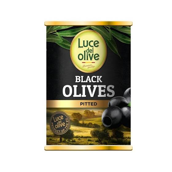 Masline negre f/s Luce del Olive 280g