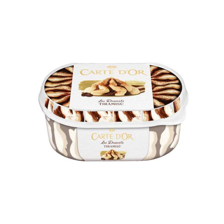 Мороженое TIRAMISU Algida 900мл