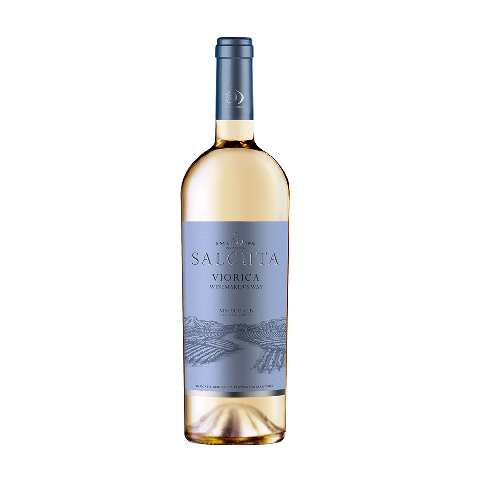 Viorica IGP vin alb sec Winemaker's Way 0.75L