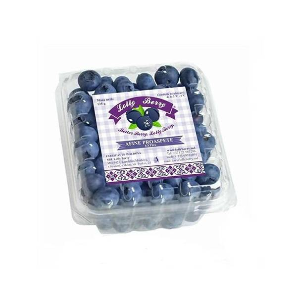 Afine proaspete Lolly Berry, 250g