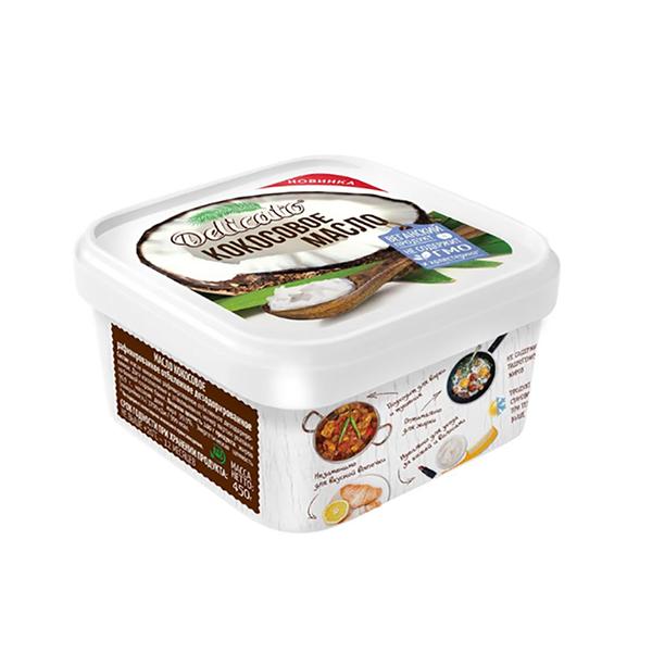 Ulei de nucă de cocos DELICATO 450g