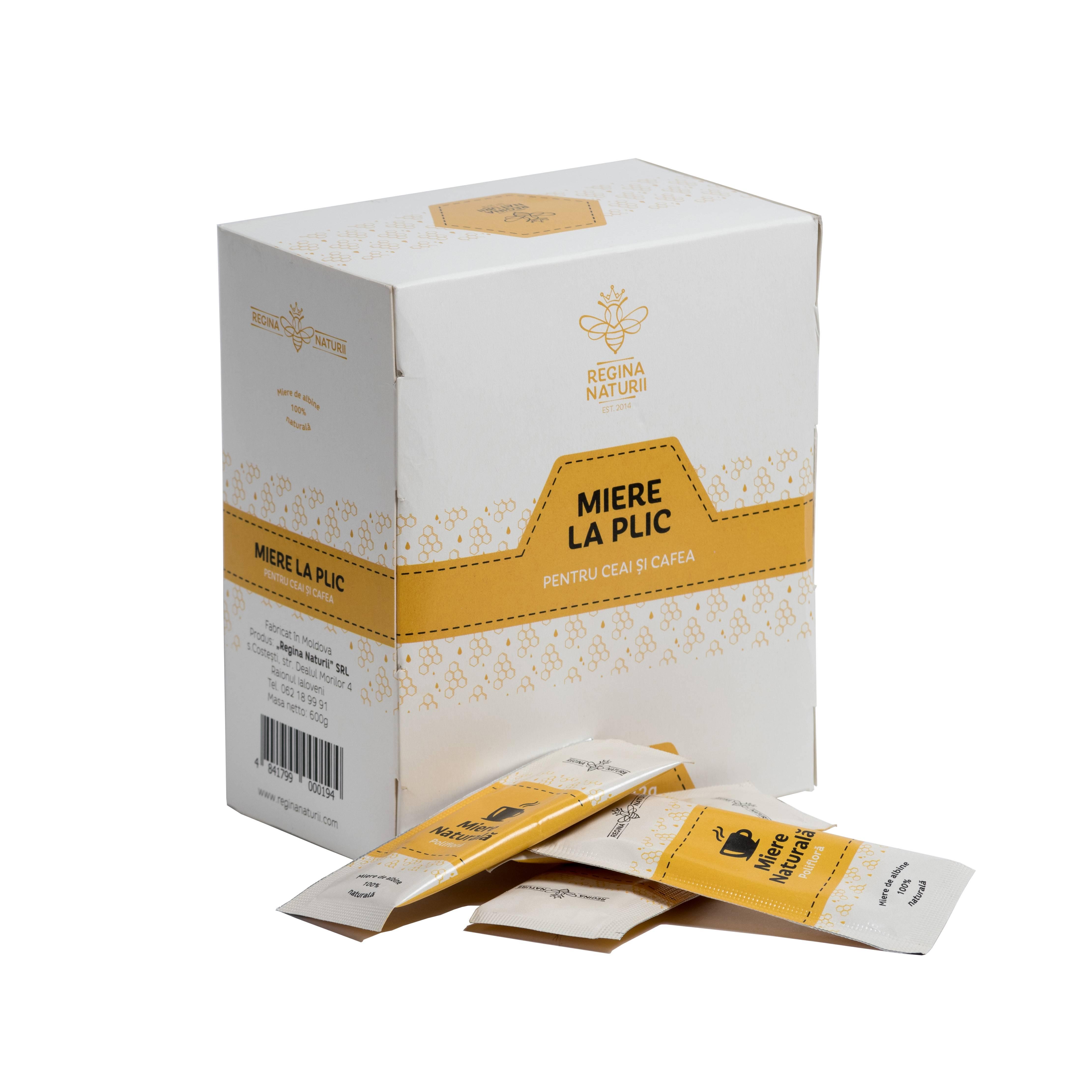 Мед в пакетиках (уп.) (12г * 50 шт.)