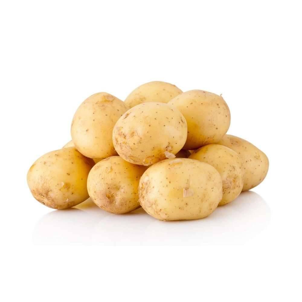 Картофель молодой фасованный белый, 0,9 кг