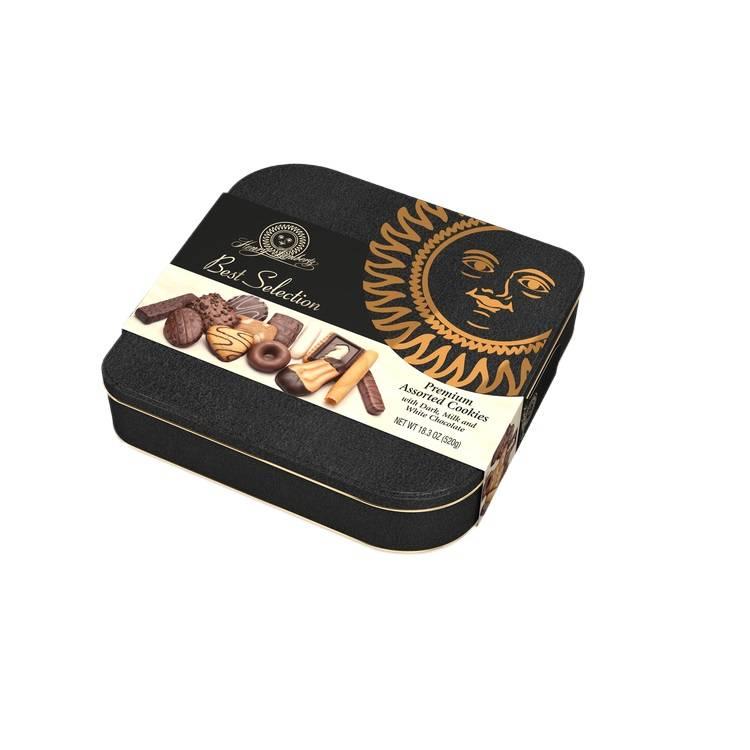 Asorti din biscuiți Best Selection Henry Lambertz 520g