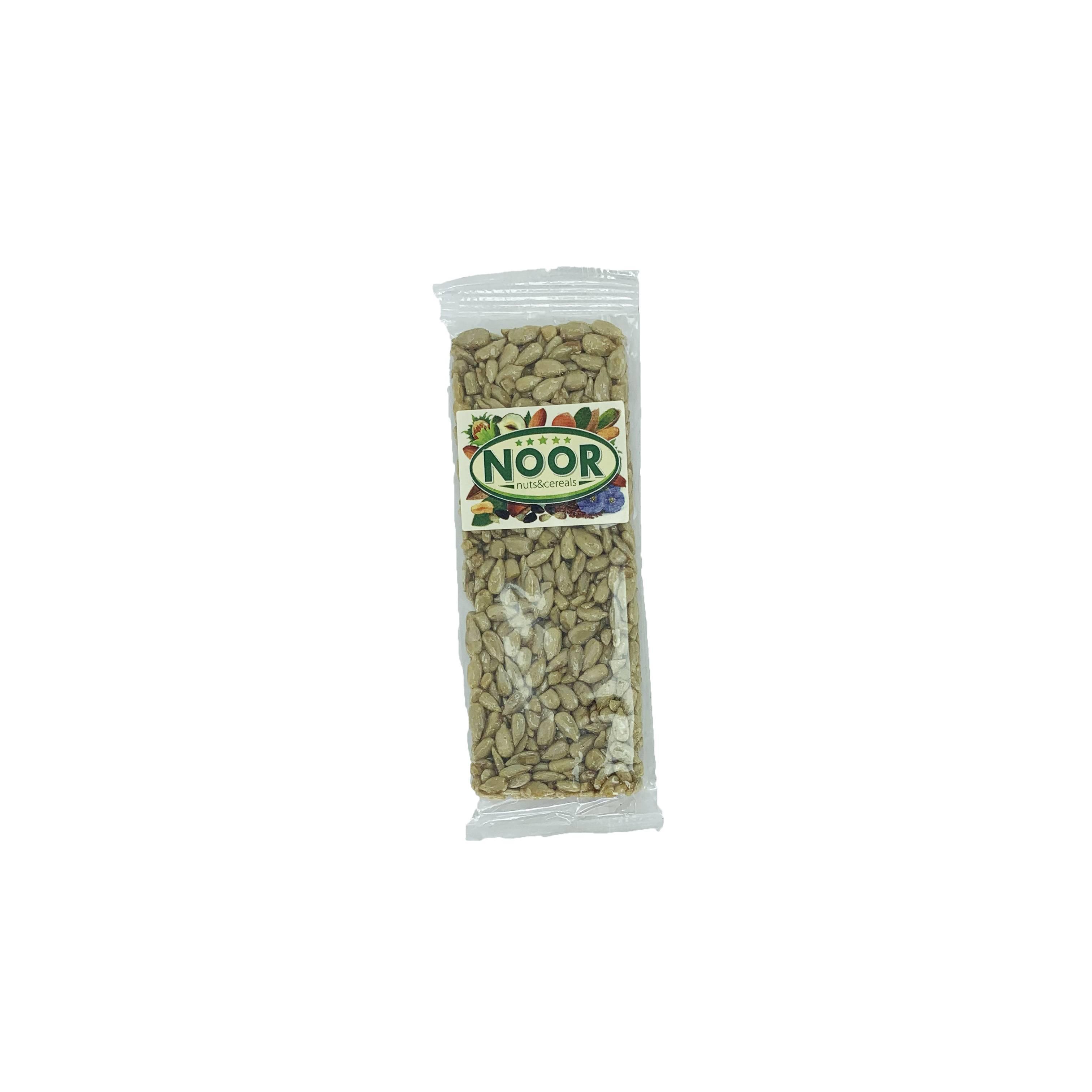 Козинак из семян подсолнуха  40 гр