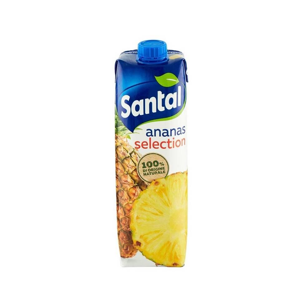 Suc Santal Ananas 1 L