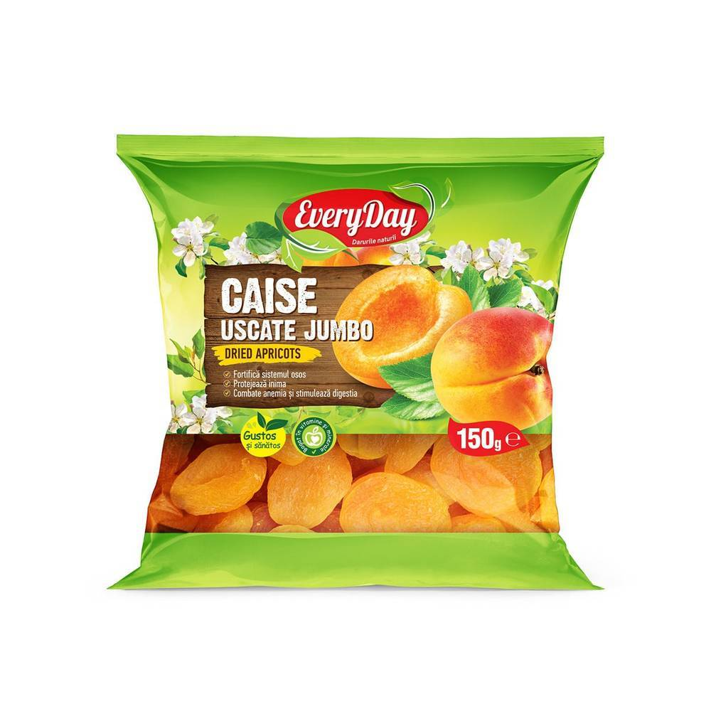 """Caise uscate """"Jumbo"""" EveryDay, 150g"""