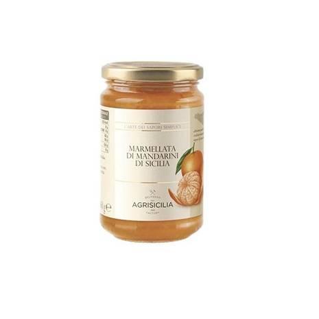 Marmelada mandarine siciliene Agrisicilia 360 g