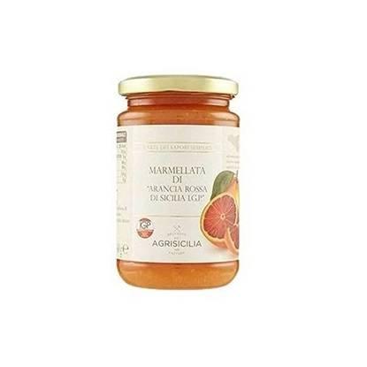 Marmelada portoc. rosie Agrisicilia 360 g