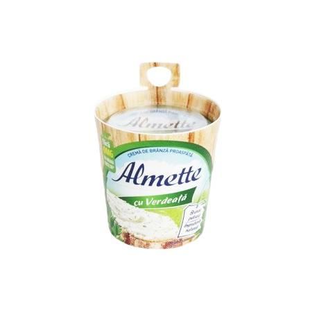 Almette с зеленью  150 гр