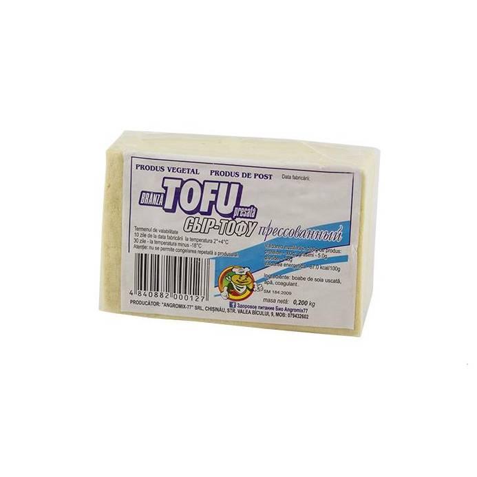 Brinza Tofu presata