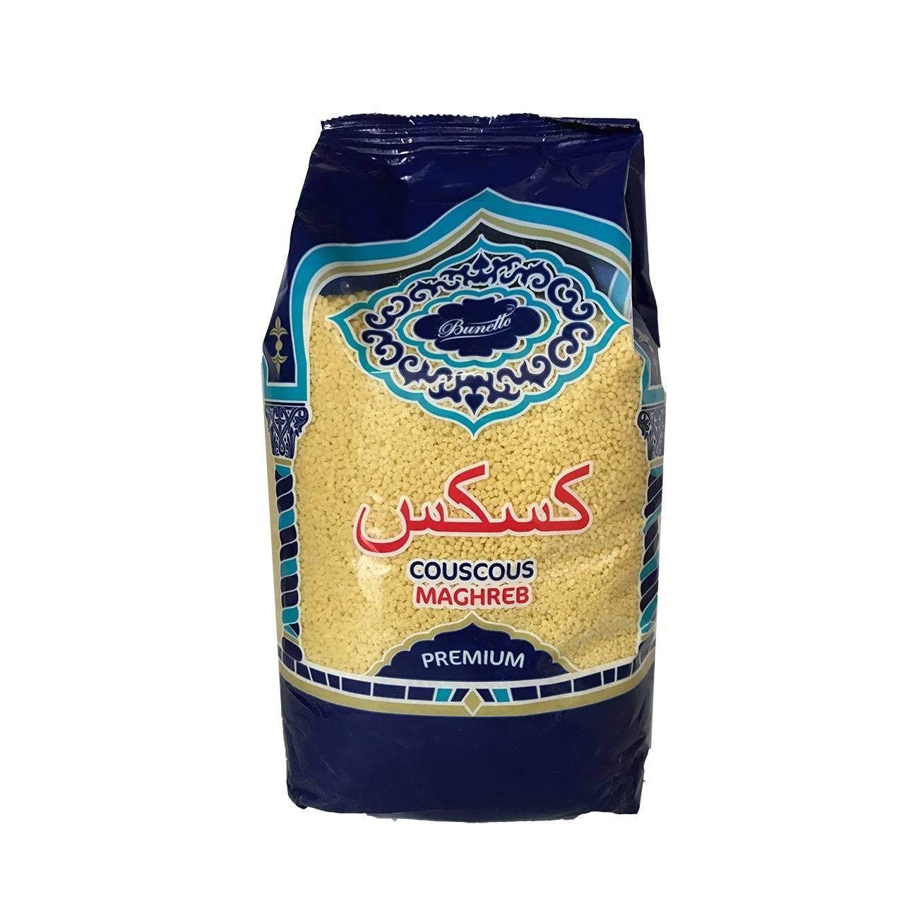 Cous Cous premium Maghreb Bunetto, 1kg
