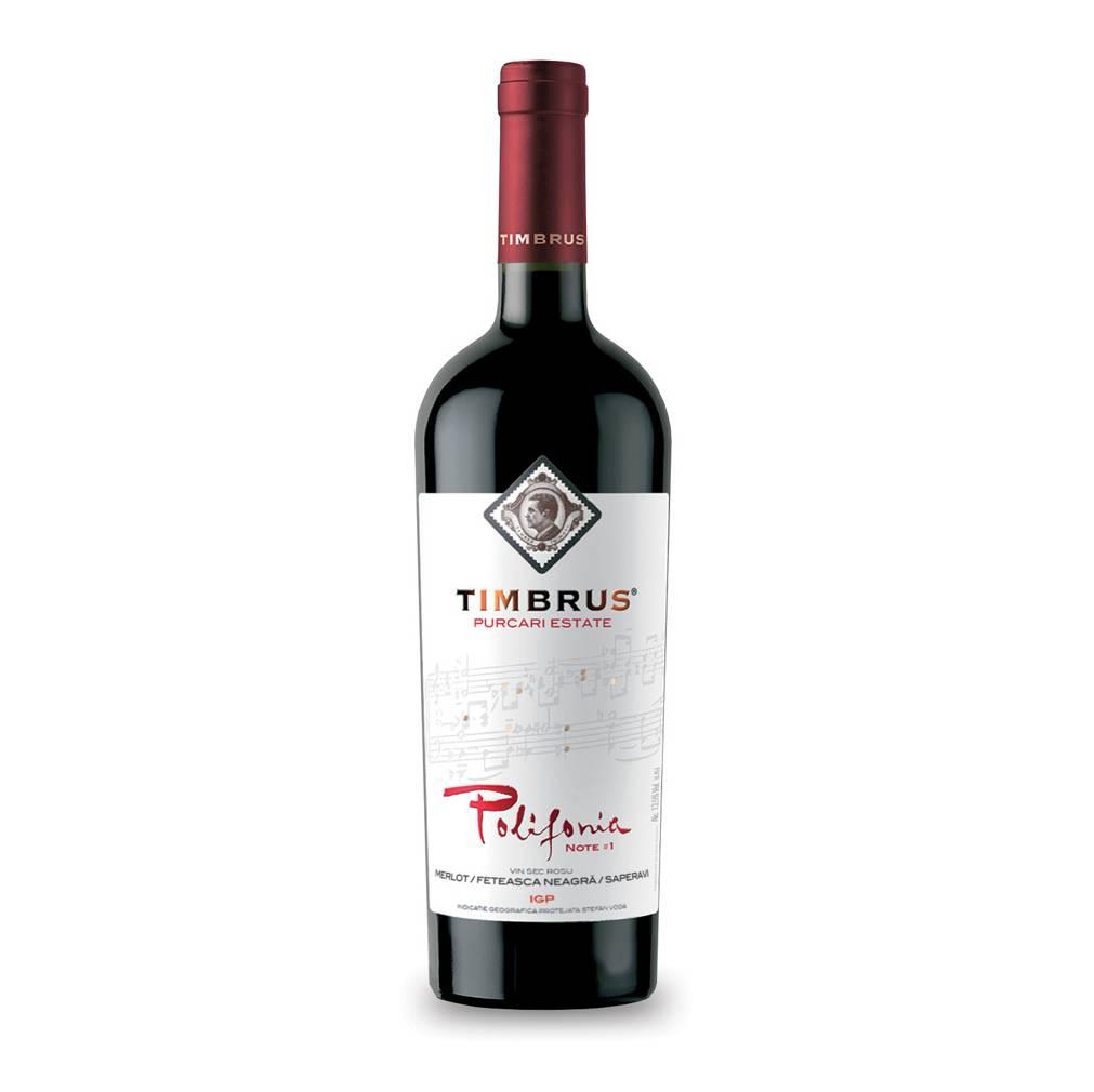 Vin Timbrus Polifonia #1