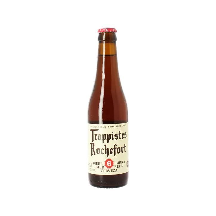 """Bere Rochefort  """"Trappiste 6"""" 7.5% 330ml"""
