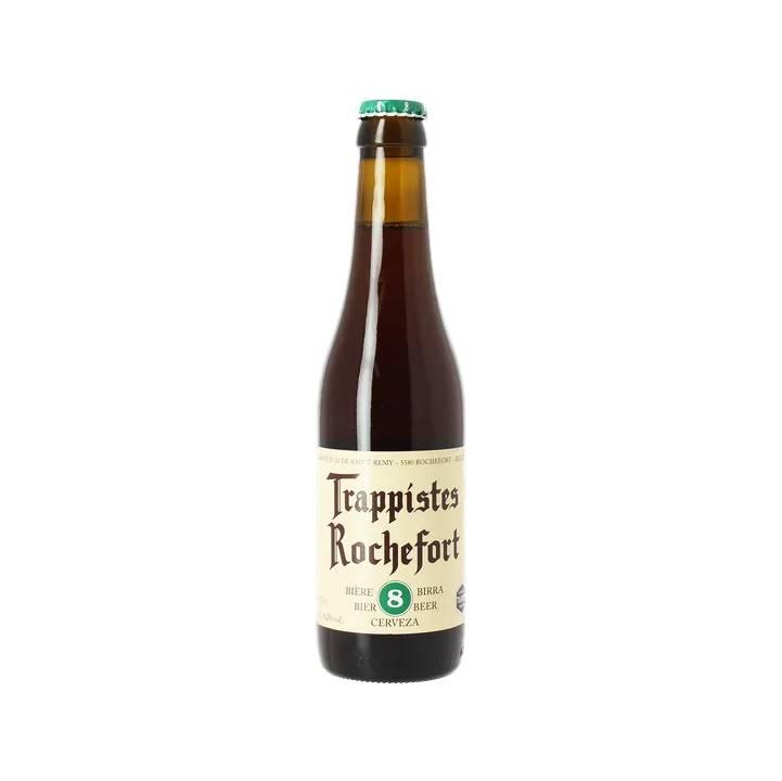 """Bere Rochefort """"Trappiste 8"""" 9.2% 330ml"""