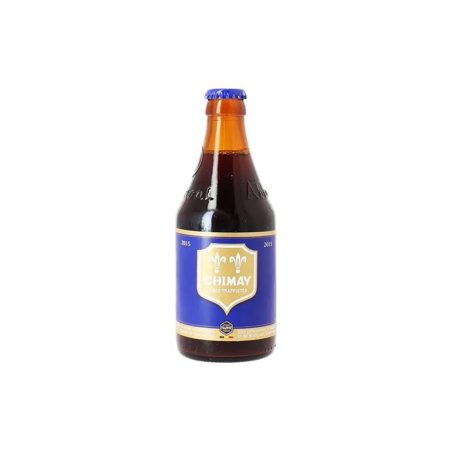 Bere Belgiana bruna nefil. Chimay Blue 9% 330ml