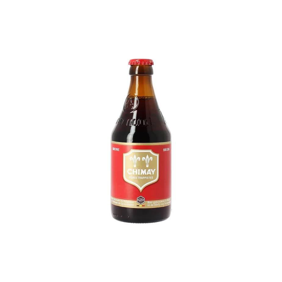 Bere Belgiana bruna nefil. Chimay Red 7% 330ml