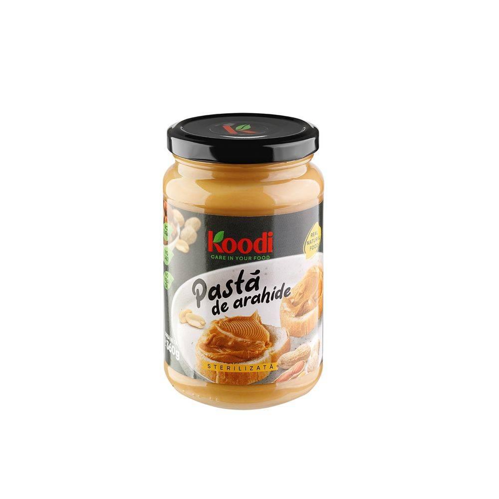 Арахисовая паста Koodi 360 гр.