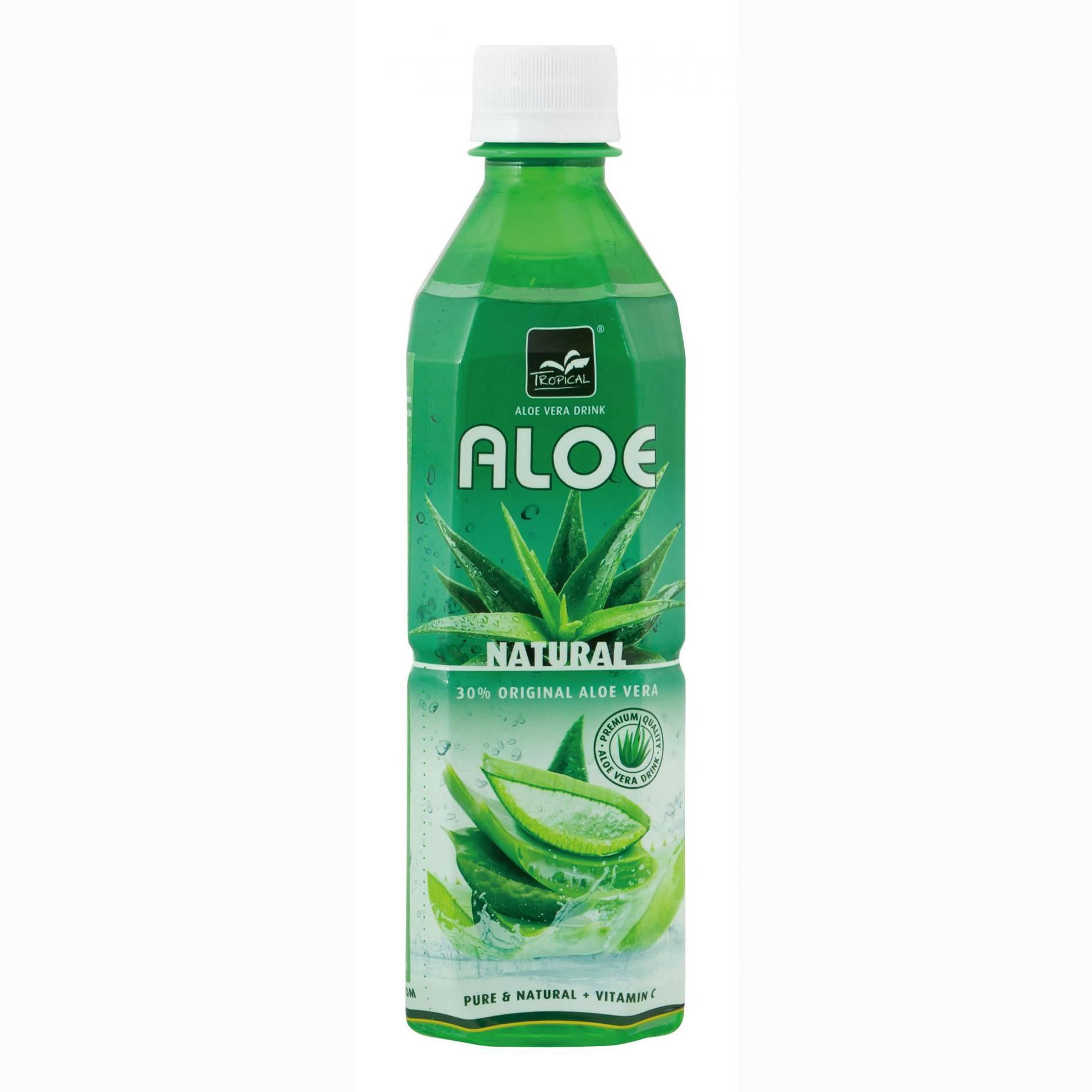 Напиток Tropical Aloe vera натуральный