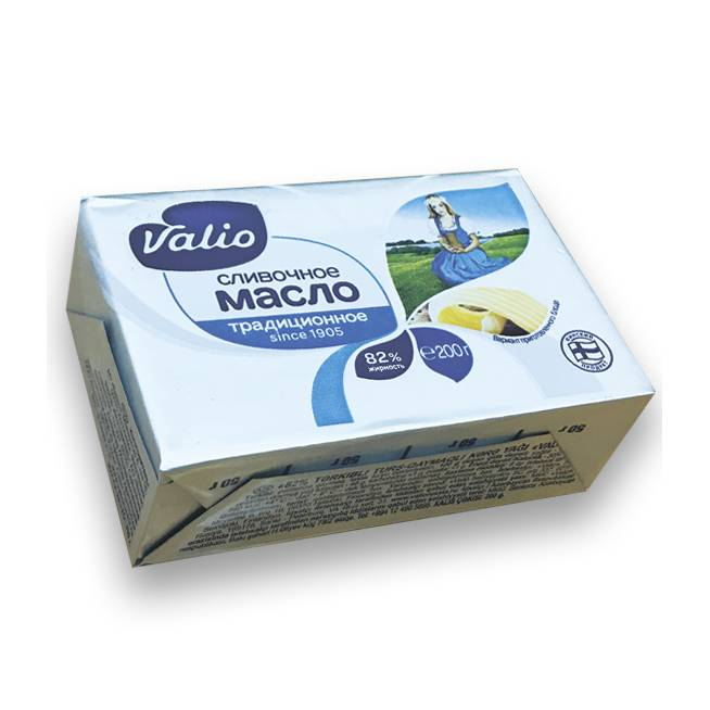 Сливочное масло Valio
